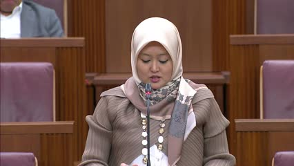Rahayu Mahzam on ageing issues and caregiver support