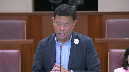 Budget 2020 Debate: Terence Ho on the arts and social cohesion