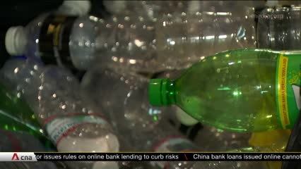 High operating costs, lack of demand hamper efforts to recycle plastic | Video