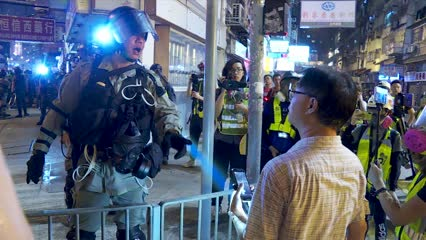 Hong Kong police and protesters will eventually reconcile: Experts | Video