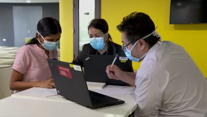 Sufficient capacity in healthcare system amid COVID-19 outbreak, but Singapore cannot be complacent: Gan Kim Yong   Video