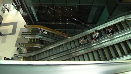 Are We Using Escalators Wrongly?