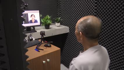 Taiwan trials virtual visits at remote prisons | Video