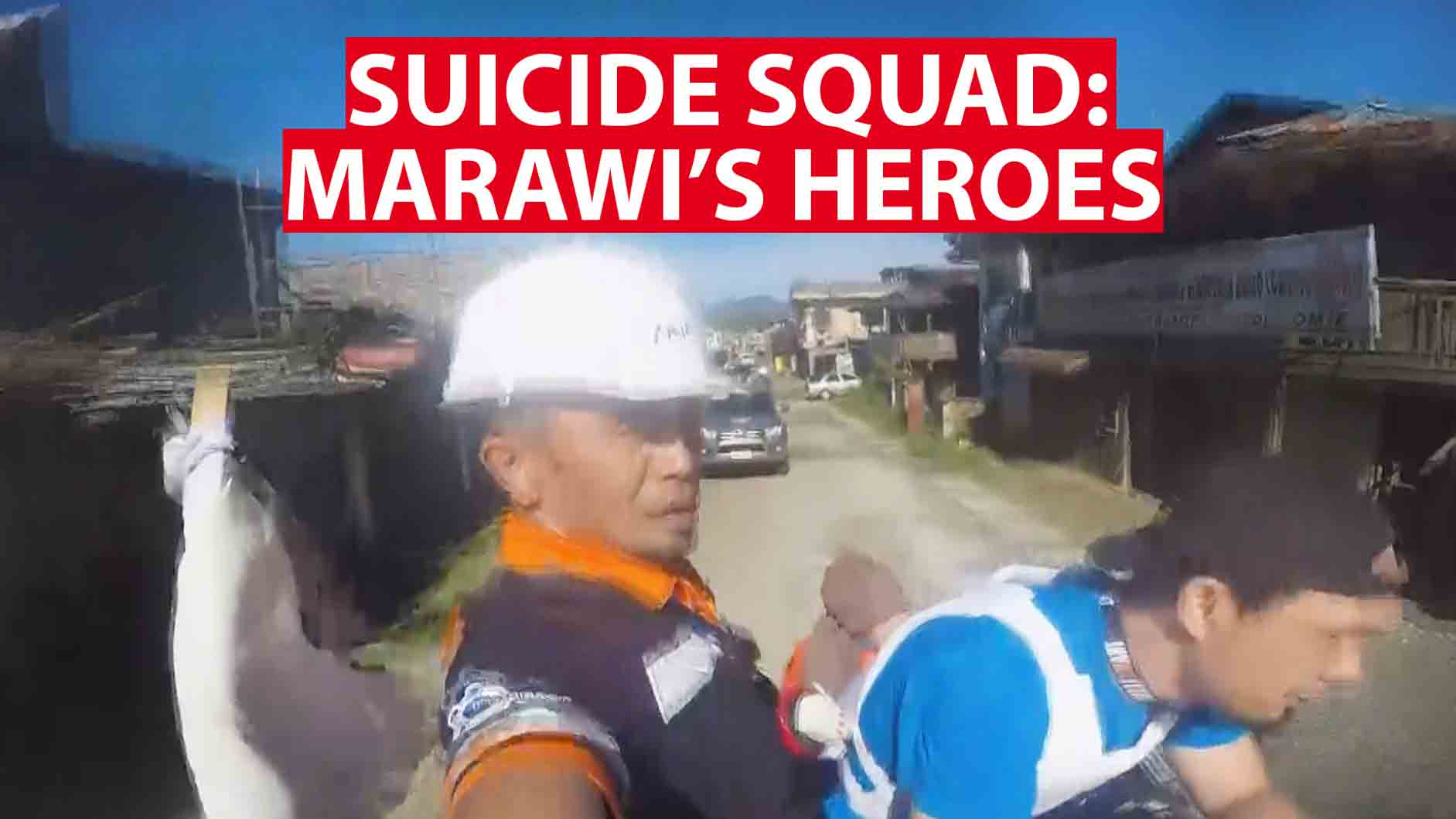 The real Suicide Squad: Heroes of Marawi