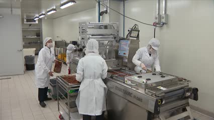 SATS unveils S$25 million kitchen expansion | Video