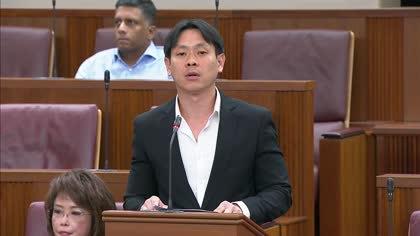 Louis Ng on Land Transport (Enforcement Measures) Bill