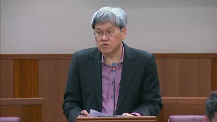 Committee of Supply 2020 Debate, Day 1: Png Eng Huat on 'gender-neutral' Foreign Maid Levy