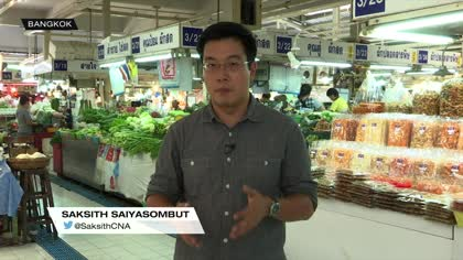 Excessive pesticides found in popular fruits and vegetables in Thailand