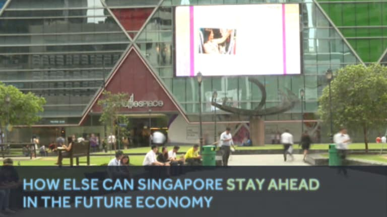 A Peek Into Singapore's Future (with The Help Of NUS Students)
