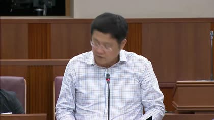 Gan Thiam Poh on Land Transport (Enforcement Measures) Bill