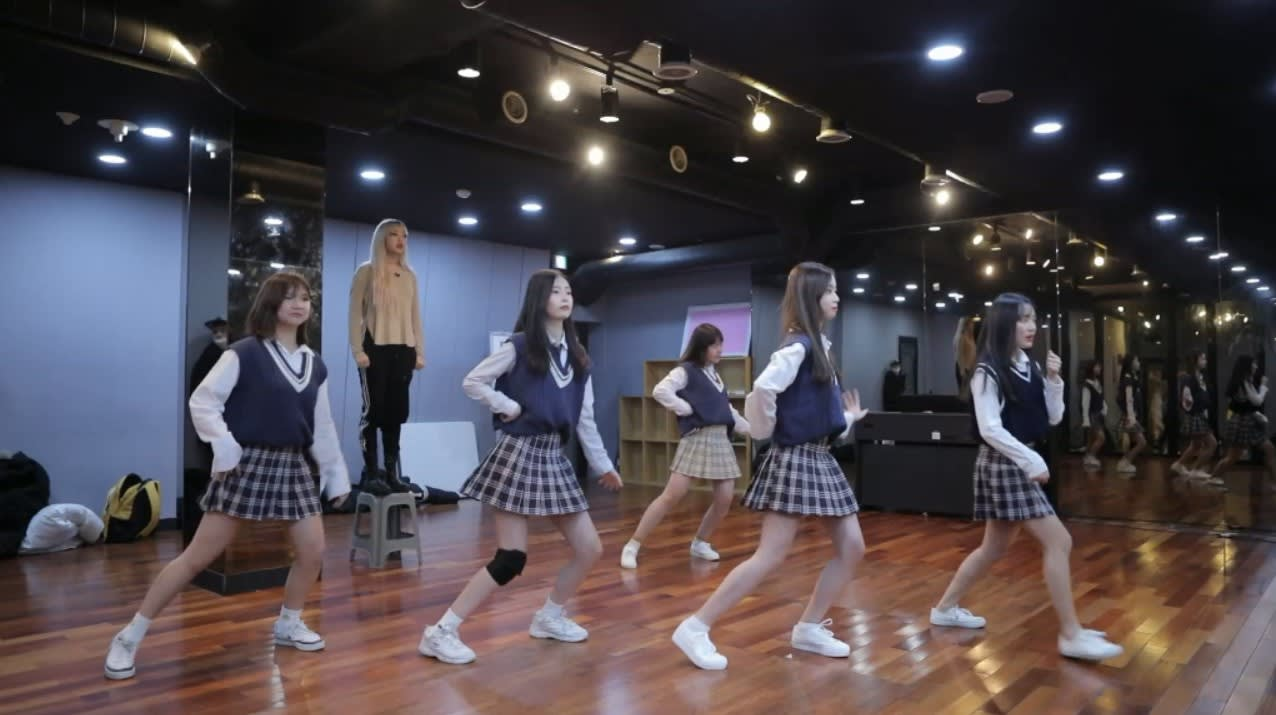Check Out K-Pop Classes in Gangnam